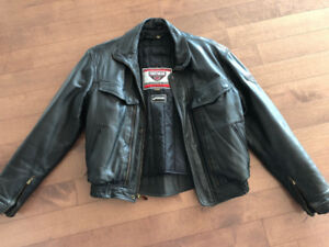 First Gear professional motorcycle jacket