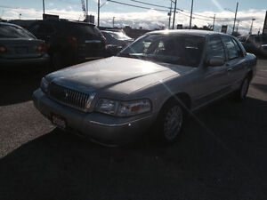 2008 Mercury Grand Marquis * LEATHER  *CERTIFIED* VERY CLEAN *