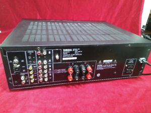 Yamaha natural sound stereo receiver rx-596 $150
