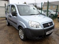 Fiat Doblo 1.3 16V MULTIJET ACTIVE (blue) 2009