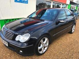 2006 Mercedes-Benz C280 3.0 7G-Tronic Avantgarde SE Full Mot low miles 87k