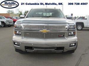 2014 Chevrolet Silverado 1500 LTZ w/2LZ   - Certified - Seats -  Regina Regina Area image 8