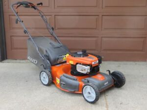 Husqvarna 3in1 AWD lawnmower