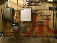 Plumbing, Heating and Gas fitting
