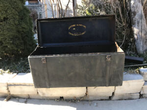 Vintage Trunk for Rat Rod or classic car