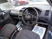 2004 VOLKSWAGEN POLO S 75bhp 1.4 Auto