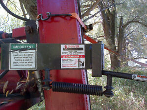 """HYDRAULIC POST POUNDER 10FT 6"""" West Island Greater Montréal image 2"""