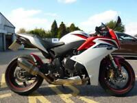 Honda CBR600 FA-B 12/12 Mint Akropovic Can