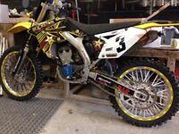 Motocross rmz not crf kxf sxf yzf