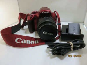 CANON CAMERA'S FOR SALE, LIKE NEW!!