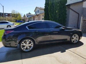 2012 Acura TL SH AWD Elite Package