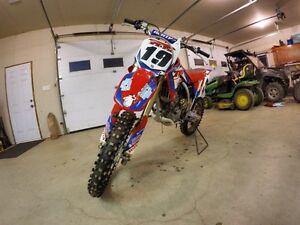 PRICE REDUCED Honda Crf150rb 20 hours on full engine rebuild