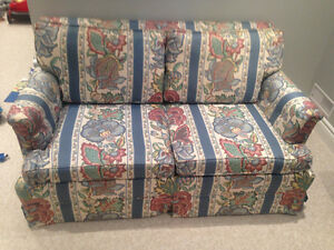Custom made loveseat -barrymore's