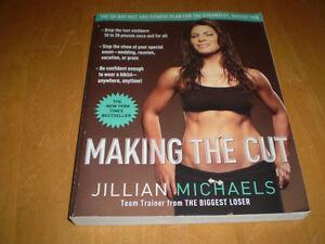MAKING THE CUT BOOK Y JILLIAN MICHAELS Windsor Region Ontario image 1