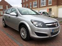 Vauxhall Astra 1.6I 16V VVT LIFE A/C (aluminium/silver) 2009