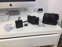 Sony RX100 ii mark 2 not canon g7x