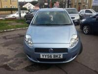 Fiat Grande Punto 1,2 ACTIVE 3 DOOR - 2006 56-REG - 11 MONTHS MOT