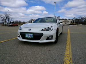 2013 Subaru BRZ Limited - Low Low KM