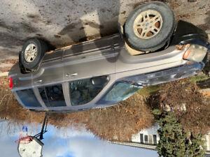 2000 Jeep Grand Cherokee lmtd