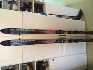 Kastle TCX -03 downhill skis 180 cm with marker M54