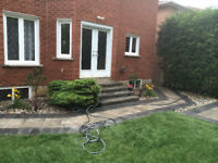 INTERLOCKING SERVICES GREAT WORK GREAT PRICES. Call 4163026061