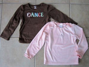 Gymboree Size 5 Dance Shirts