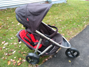 Phil & Teds Vibe Inline Double / Single Stroller