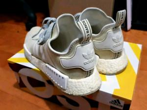 Adidas NMD triple white US 10