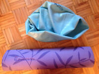 Exercise Ball (Yoga mat sold)