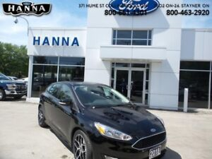 2018 Ford Focus SE  Hatchback - Automatic
