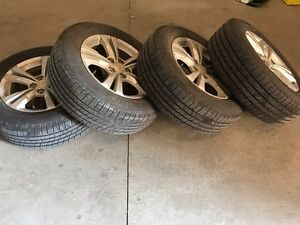 ALL SEASON TIRES 225/65 R17, REDUCED PRICE, NEED THEM GONE