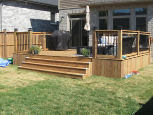 Todd's Deck and Fence - Cheap off season cash rates.