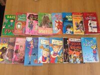 Books-selection of childrens books boys/girls