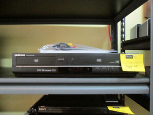 Samsung DVD/VHS Player For Sale At Nearly New Port Hope