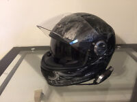 Scorpion Men's helmet Large 120$