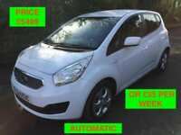 2011 KIA VENGA 2 AUTOMATIC / NEW MOT / PX WELCOME