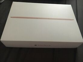 "Apple MacBook 12"" retina rose gold 2016 model like new"
