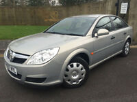2007 07 VAUXHALL VECTRA 1.8i ( 140ps ) LIFE 5 DOOR HATCHBACK