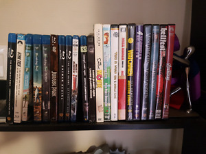 Movies, tv shows for sale