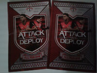 SOCCER TICKETS FOR SALE - ATTACK AND DEPLOY