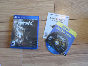 Fallout 4 PS4 Great condition