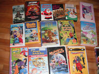 27 vhs for kids