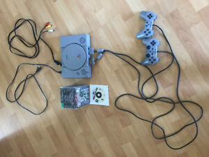 PS1 and 10 games
