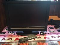 "16"" Linsar TV and DVD"