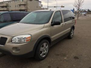 2008 Pontiac Montana Minivan