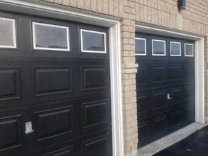 Garage Doors Replaced - for sale 200 obo