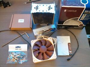 Noctua NH-U12P SE2 cpu cooling fan for AMD/Intel