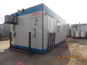 2011 12' x 24' Skid mounted Office