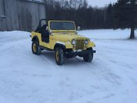 Looking to buy Jeeps  O       O  Dead or Alive