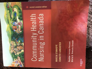 Community health nursing in canada second edition